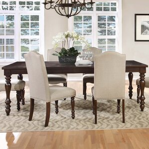 Extendable Dining Table by BestMasterFurniture