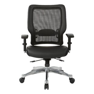 Harnden Ergonomic Mesh Task Chair by Symple Stuff Best