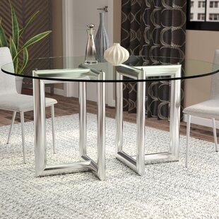 Orren Ellis Frieda Round Dining Table