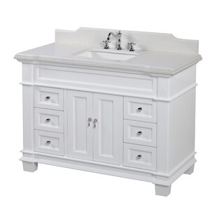 Quickview Kitchen Bath Collection Elizabeth 48 Single Bathroom Vanity Set