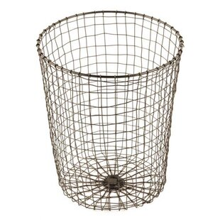 Cabo Waste Basket by Design Ideas