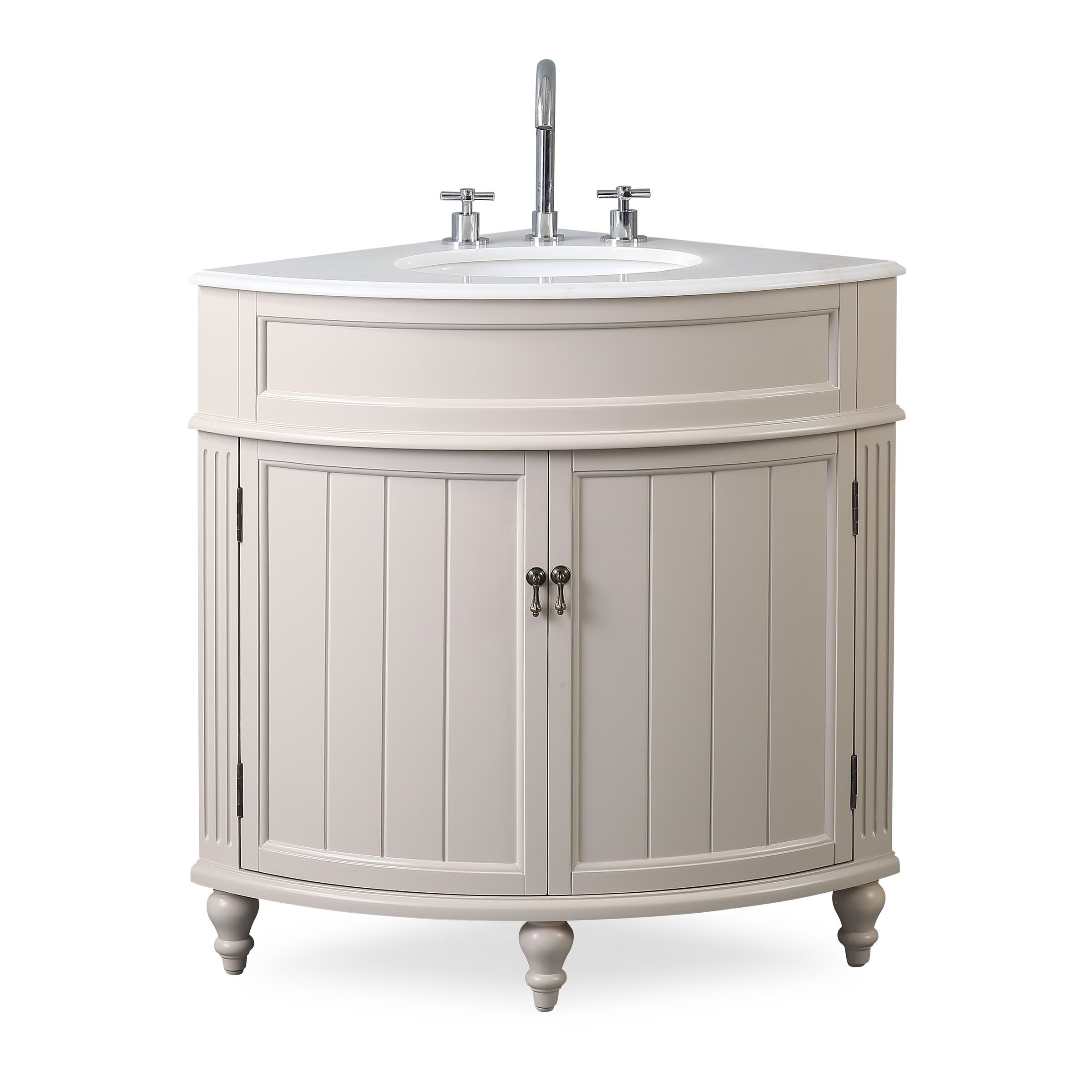 Corner Bathroom Vanities You Ll Love In 2021 Wayfair Ca