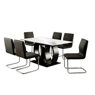 Berwick 7 Piece Dining Set Orren Ellis