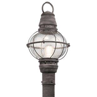 Seaport Outdoor 1-Light Lantern Head by Breakwater Bay