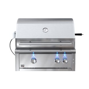 2-Burner Gas Grill By XO Appliance