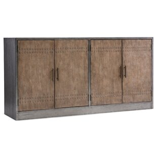 Melange Cooper 4 Door Credenza Hooker Furniture