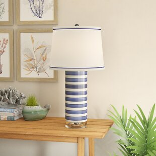 Paloalto Stripe 27 Table Lamp