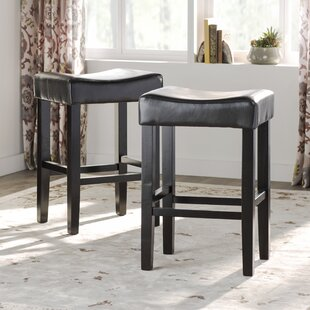 Online Reviews Genevieve 27 Bar Stool (Set of 2) by Andover Mills Reviews (2019) & Buyer's Guide
