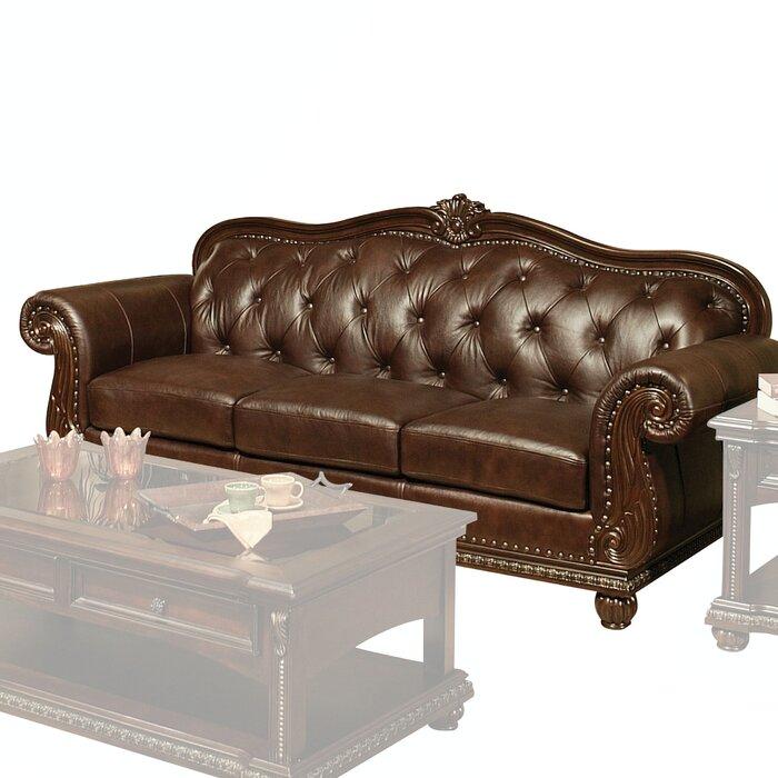Sensational Wentz Leather Sofa Forskolin Free Trial Chair Design Images Forskolin Free Trialorg