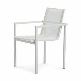 Skiff Stacking Patio Dining Chair