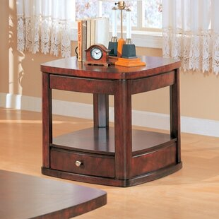Benicia End Table by Wildon Home�