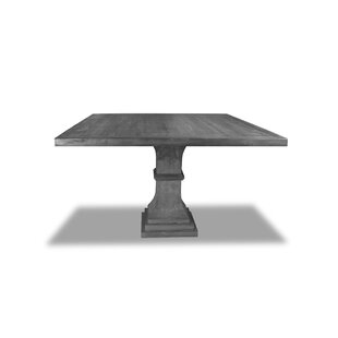 Clearance Pascarella Solid Wood Dining Table By Gracie Oaks