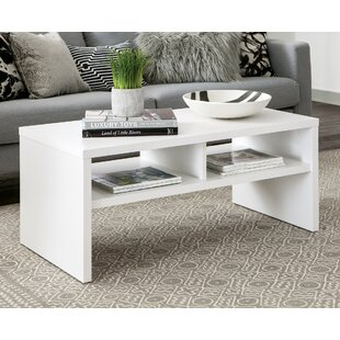 Inexpensive Coffee Table By ClosetMaid