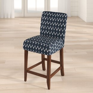 Therrien Classic Parsons 25 Bar Stool Mistana
