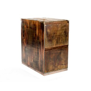 Urban 9-5 2-Drawer Open Top-Vintage File ..