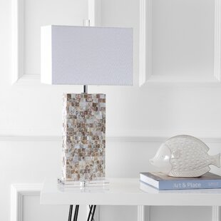 Crews Seashell 29 Table Lamp