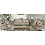Dendy 3 Piece Living Room Set by Astoria Grand
