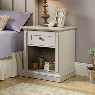 Mechling 1 Drawer Nightstand