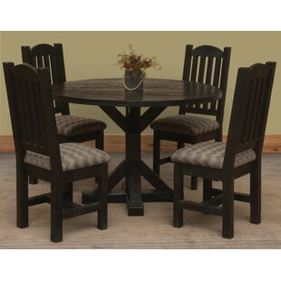 Frontier 5 Piece Dining Set Fireside Lodge
