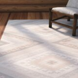 Torreys Hand-Woven Light Grey Area Rug by Millwood Pines