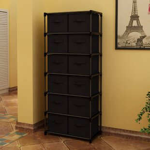 Reviews Herrera 12 Drawer Storage Chest By Rebrilliant
