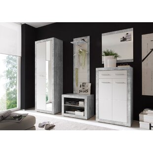 Windbrook 5 Piece Hallway Set By Ebern Designs