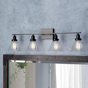 Best Reviews Serena 4-Light Vanity Light ByTrent Austin Design