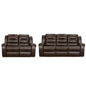 Cambridge Clark 2 Piece Living Room Set