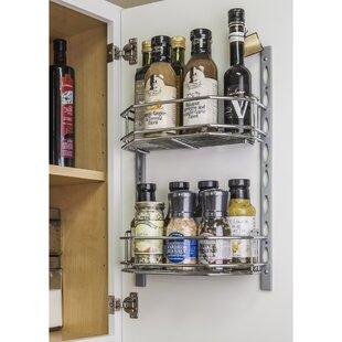 Cabinet Door Organizer Find Pantry Organizers for Your Kitchen   Wayfair