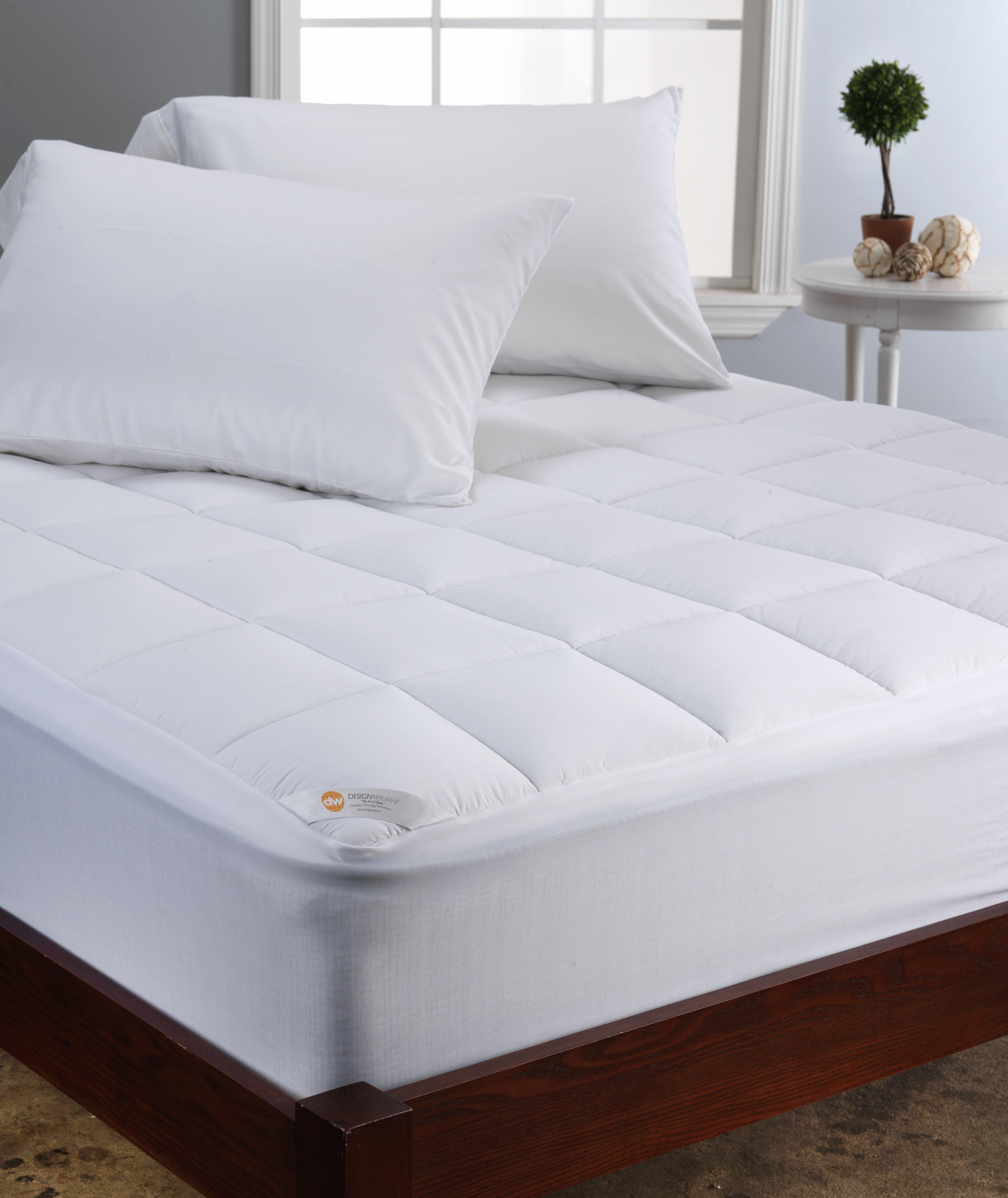 outlast temperature regulating hypoallergenic waterproof mattress