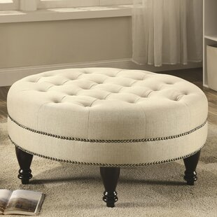 Deals Chamness Cocktail Ottoman By Darby Home Co