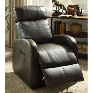 Bacon Power Lift Assist Recliner by Latitude Run