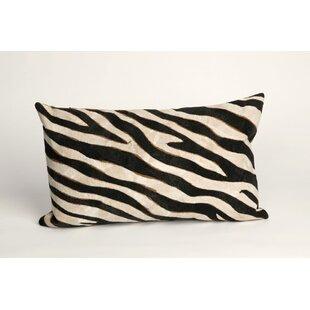 Bowermans Zebra Lumbar Pillow