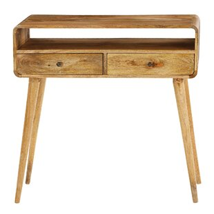 Loic Solid Wood Console Table By Hashtag Home