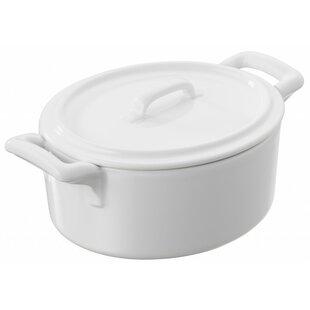 Belle Cuisine 0.5 Qt. Oval Dutch Oven