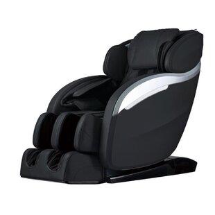 Full Body Zero Gravity Shiatsu Recliner Massage Chair by Ebern Designs