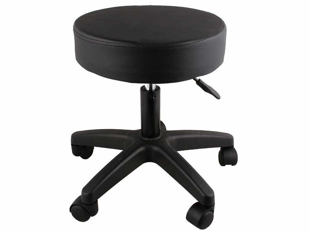Calhome Hydraulic Rolling Height Adjustable Lab Stool & Reviews ...