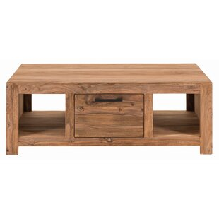 Amanda Coffee Table With Storage By Union Rustic