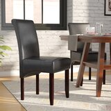 Darrell Upholstered Dining Chair (Set of 2) by Latitude Run
