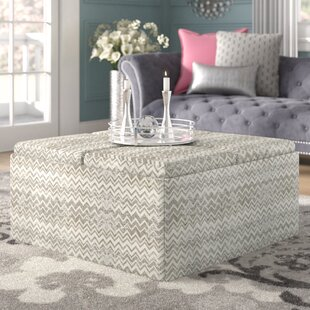 Compare & Buy Lars Storage Ottoman By Willa Arlo Interiors