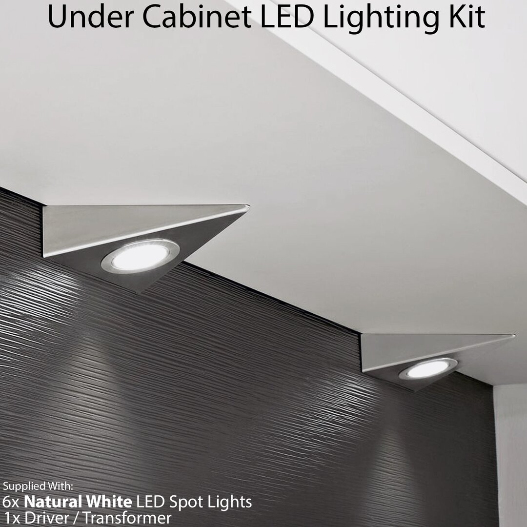 Parry LED Under Cabinet Puck Light