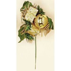 Christmas Pine Fern on Pick (Set of 12)