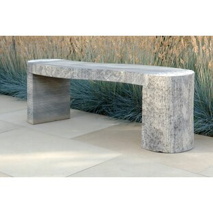 Tybalt Stone Bench By Union Rustic
