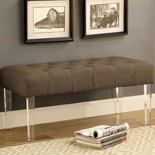 House of Hampton Bibiana Upholstered Bench
