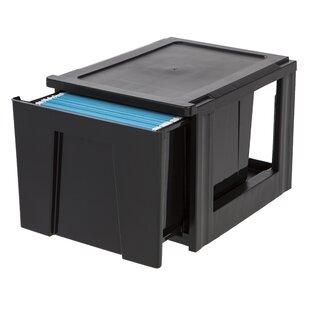 IRIS USA, Inc. 1-Drawer Lateral Filing Cabinet