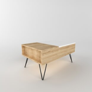 Geno Extendable Coffee Table By 17 Stories