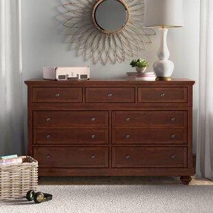 Finnegan 7 Drawer Double Dresser
