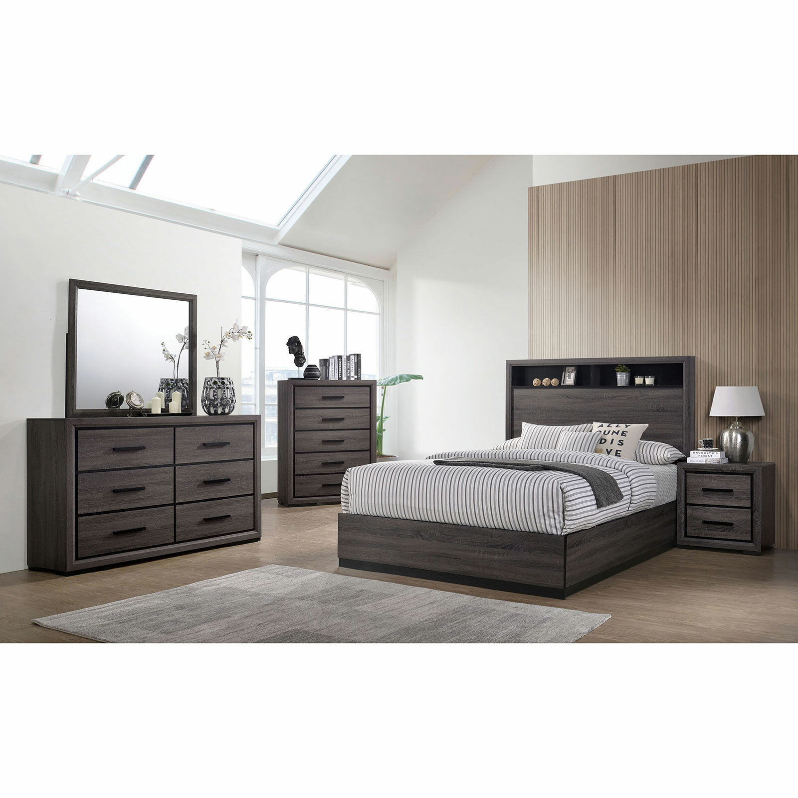 Brayden Studio Chevelle Standard Configurable Bedroom Set