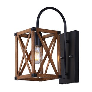 Marini 1-Light Armed Sconce by CWI Lighting