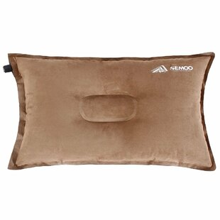 Semoo Inflatable Compressible Polyfill Pillow